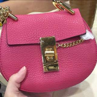 Chloe Drew Nano Bag