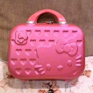 Hello Kitty 化妝箱 旅行箱