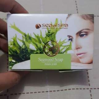 Sea Of Spa Anti-Cellulite Seaweed Soap
