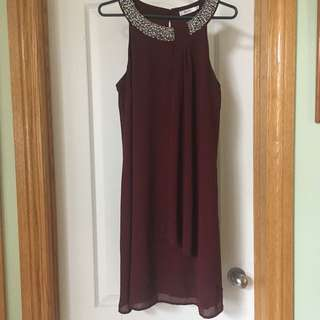 Ricki's Scoop Neck Dress