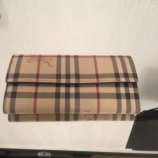 Fake Burberry Wallet