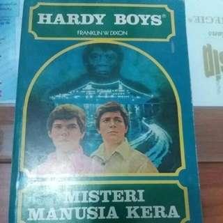 Misteri Manusia Kera: Hardy Boys