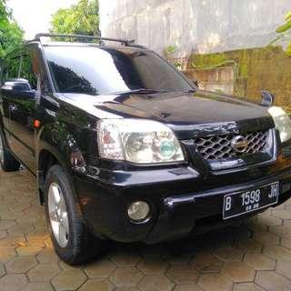 Nissan Xtrail 2.5st 2005 Automatic