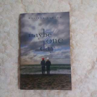 Maybe One Day - Mellisa Kantor