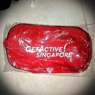 Get Active Singapore Shoe Bag