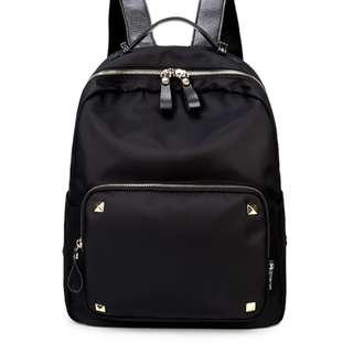 [Instock] Stilvoll Backpack - Black