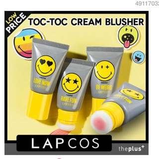 LAPCOS Cream Blusher