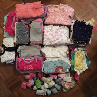 Clothing Lot Size 12-18 Months