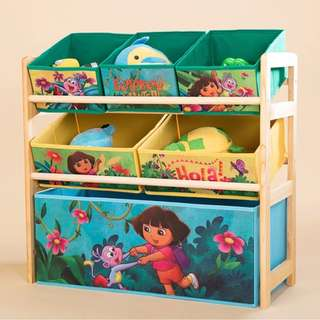 Brand New Kids Toys Storage Rack/Storage Shelf/Toys/Kid Book shelf/Container Box
