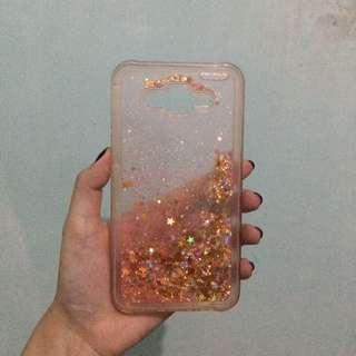 Samsung J7 Glitter Case