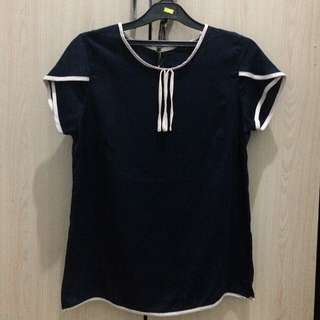 Executive Blouse Darkblue