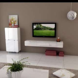 Wall Hang TV Cabinet (lowest Price In Town)
