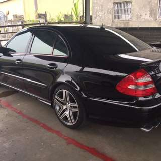 W211 E320