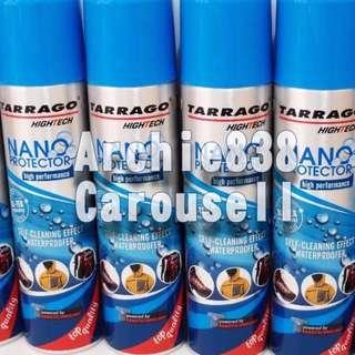 (請詳閱內文) 大支裝 400ml Tarrago Nano Protector 納米防水防污噴霧 (Made in Spain)