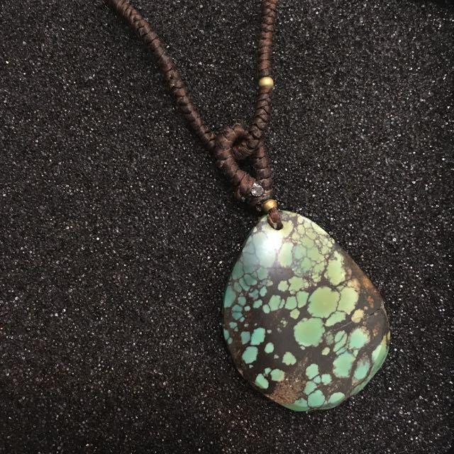 綠松石項鍊