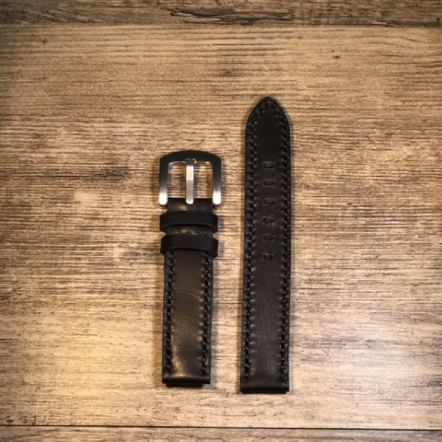 手製皮革錶帶