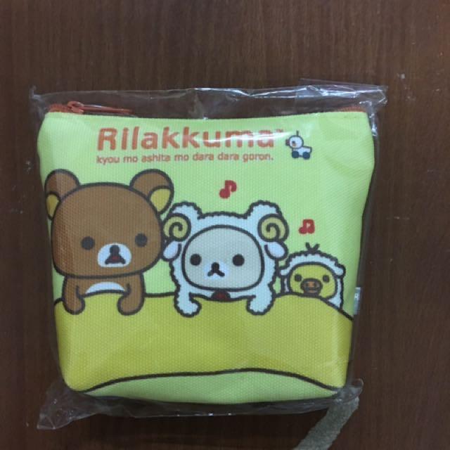拉拉熊+凱蒂貓包包
