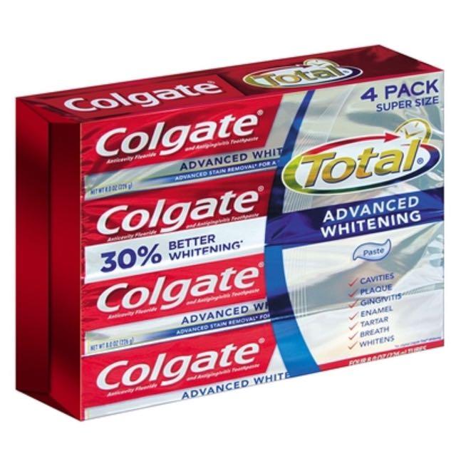 現貨/高露潔 深層淨化全效牙膏 226公克/薄荷