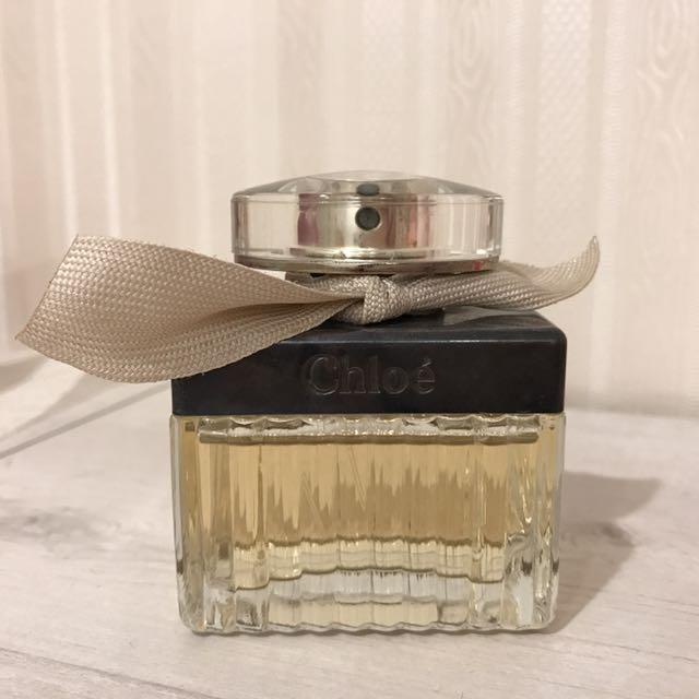 #我有香水要賣 Chloe同名女性淡香精50ml