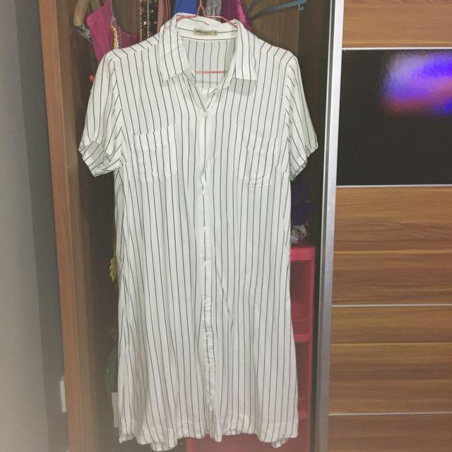 Ada Woman Colar Dress