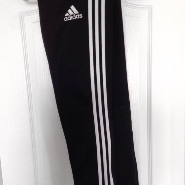 Adidas Fitted Track Pants