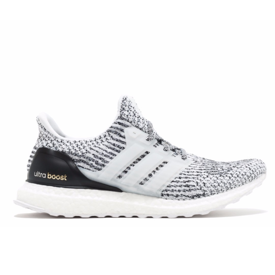 a67e6bd02 ✨PO✨ Adidas Unauthorized Authentic Ultra Boost 3.0 Oreo