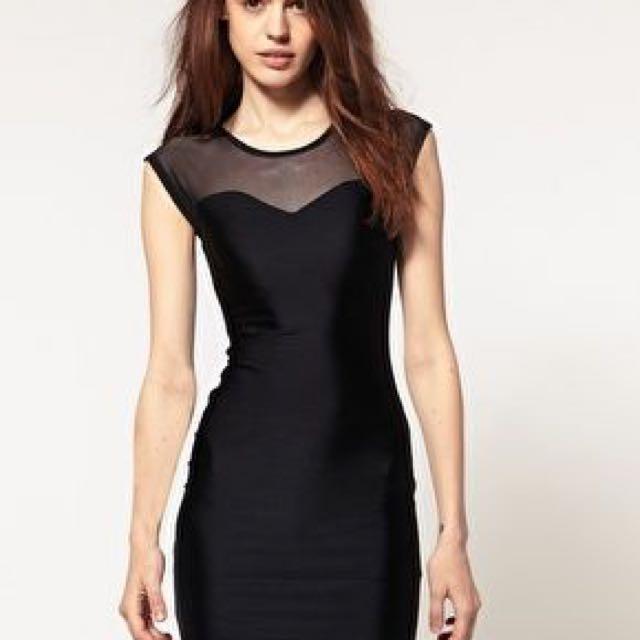 *REDUCED* American Apparel Mesh Dress