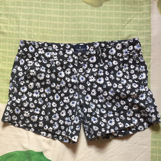 American Eagle Outfitters Floral Shorts