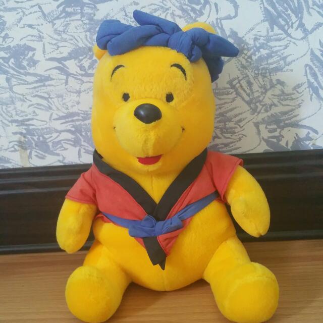 Authentic Disney Pooh