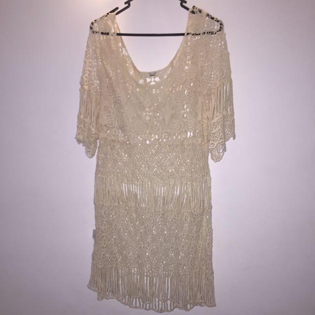 Beach Net Dress