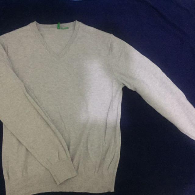 Benetton cardigan sweater