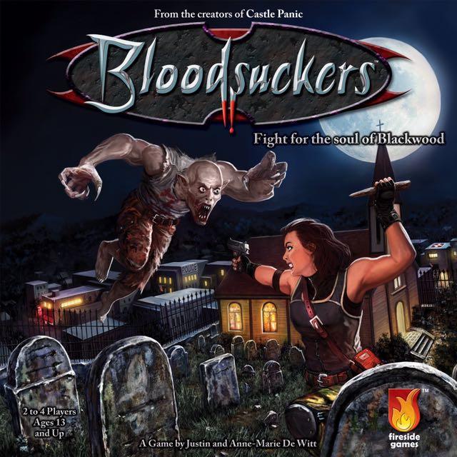Bloodsucker Board Game