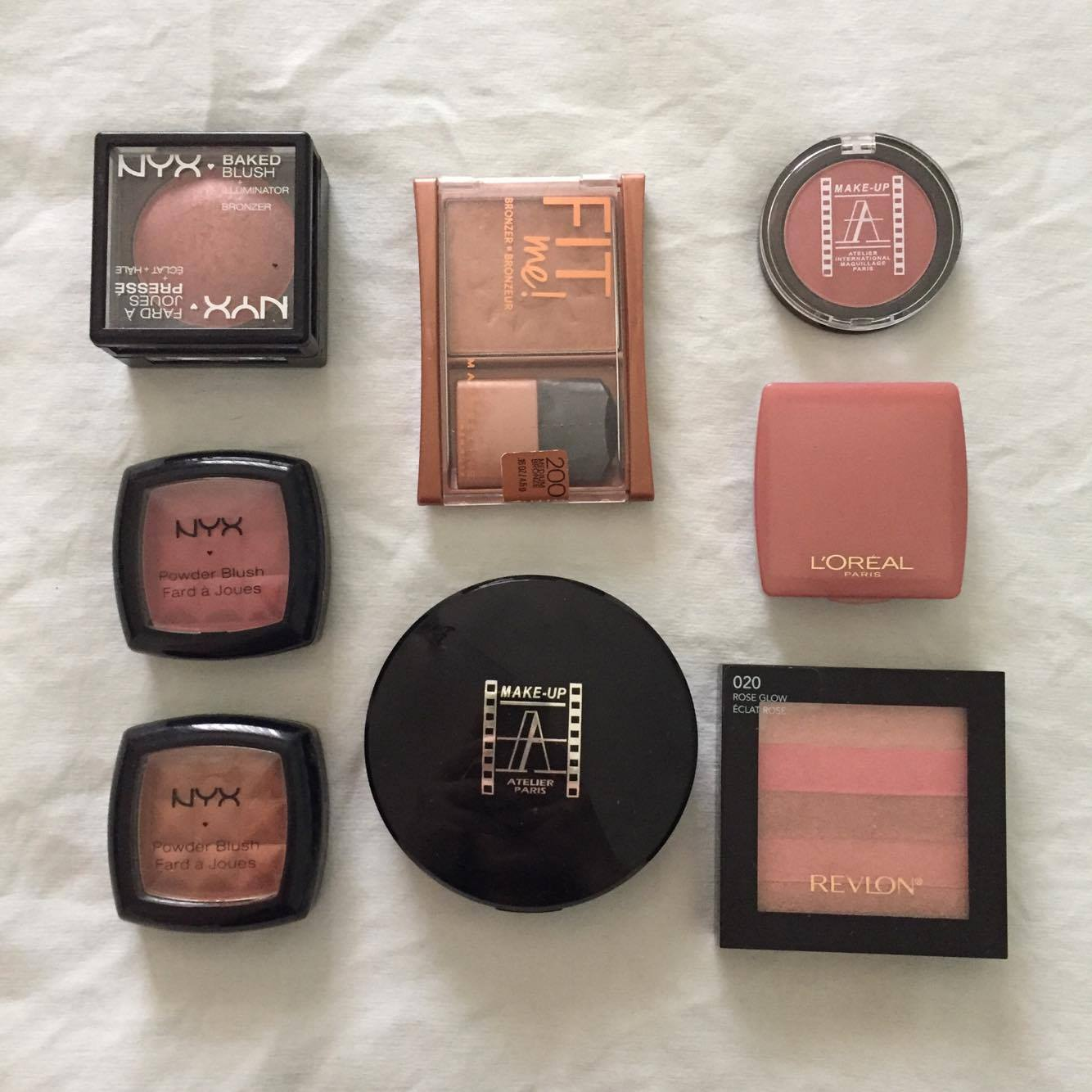 Blush/Bronzer Bundle