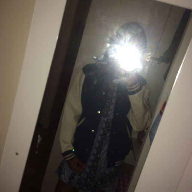 Bomber / Baseball Jacket