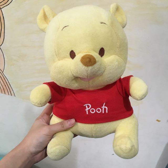Boneka Winnie The Pooh Baby