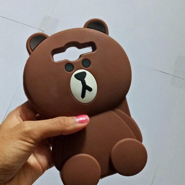 Brown Body Case Samsung Grand Duos