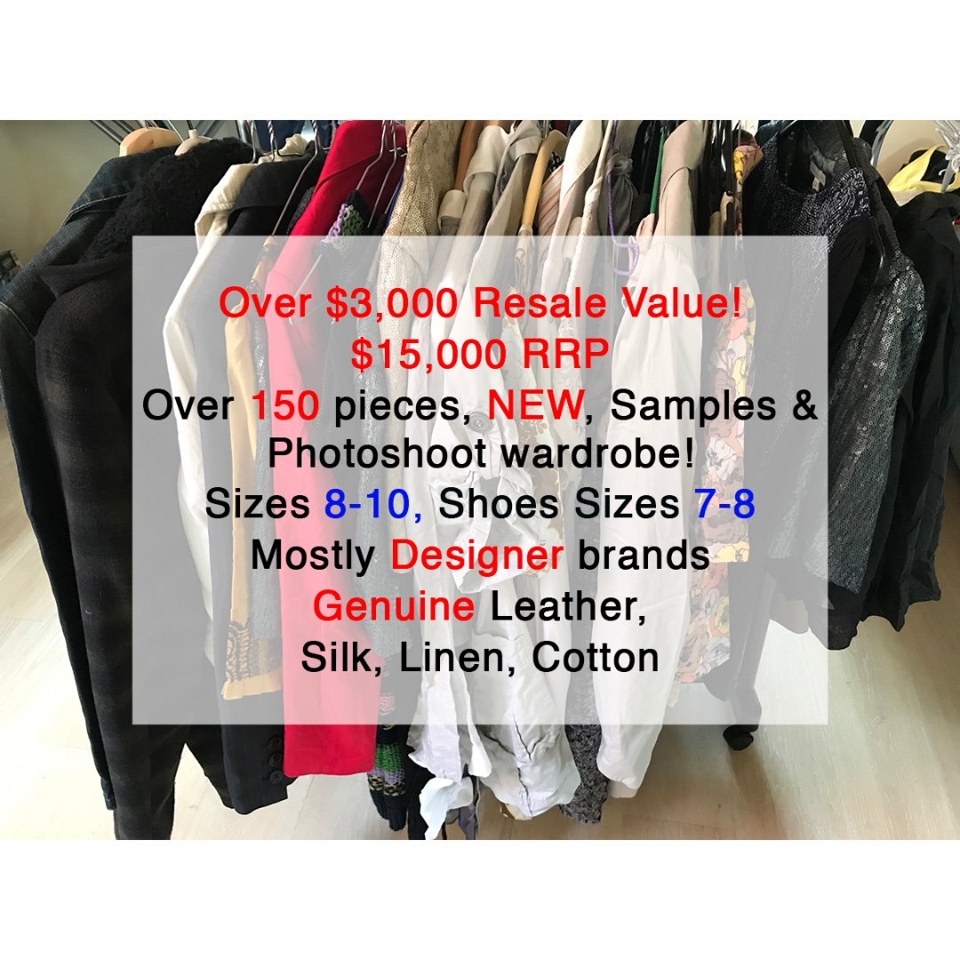 Bulk Stylist Wardrobe Sale! Over 150 pieces.