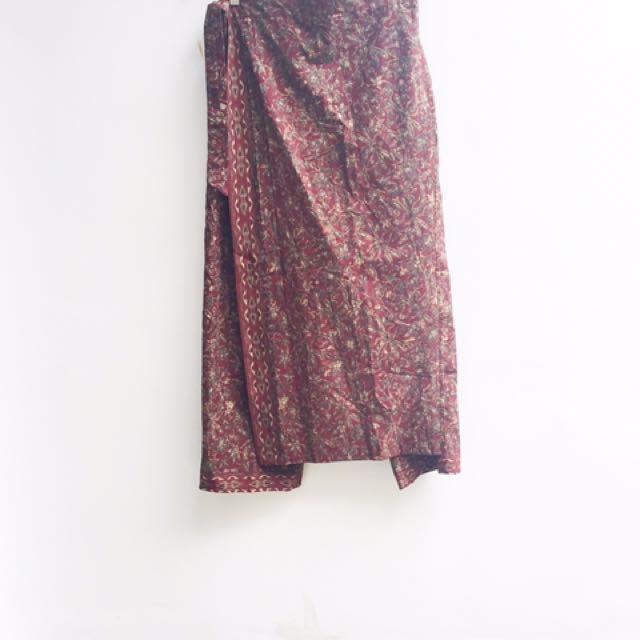 Celana Sarong Batik