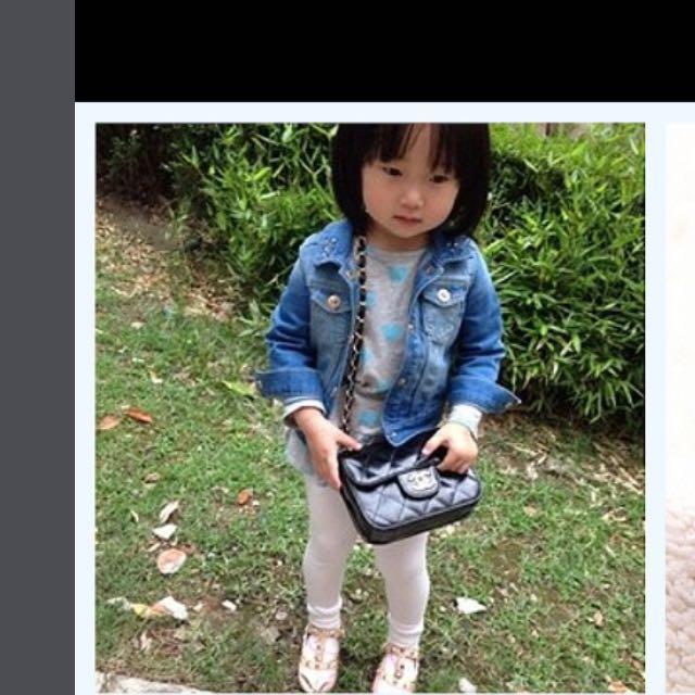 68670e6841e54d Chanel Inspired CC Children Handbag Instock Hari Raya Special 2017, Women's  Fashion, Bags & Wallets on Carousell