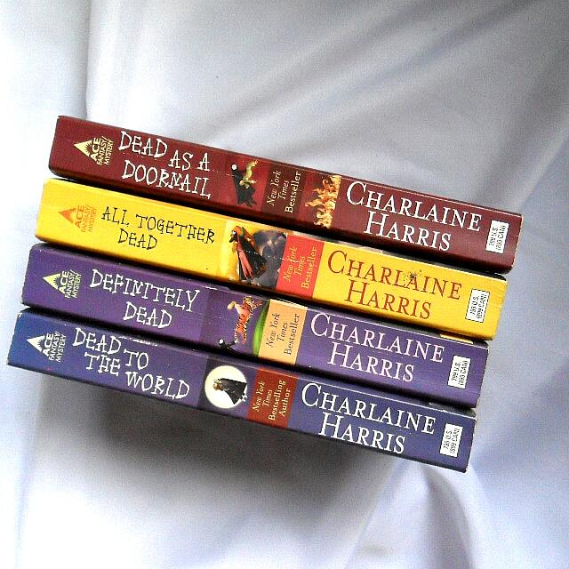 Charlaine Harris Series Books