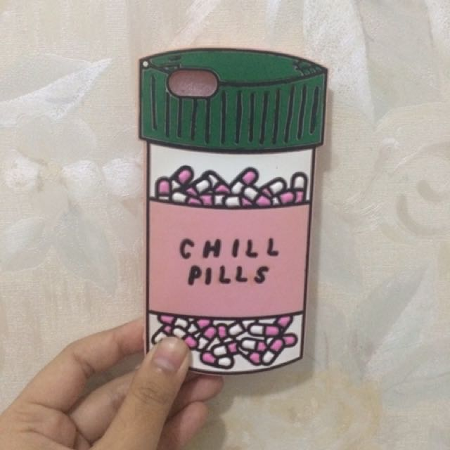 Chillpills Case