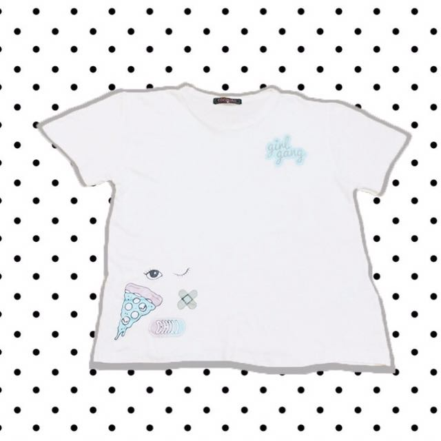Cocolulu Patch T-Shirt