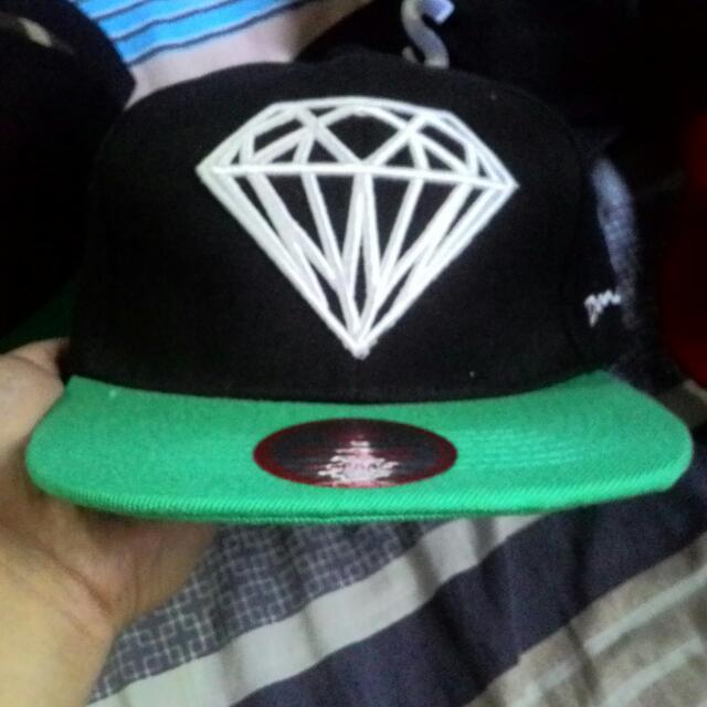 Diamond Supply Co. Snapback