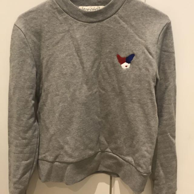 Etre Cecile Sweatshirt Grey