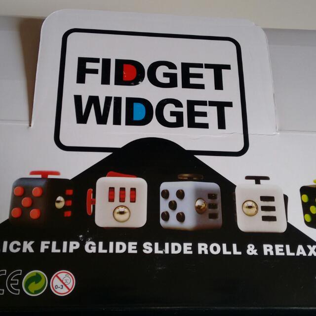 FIDGET WIDGET