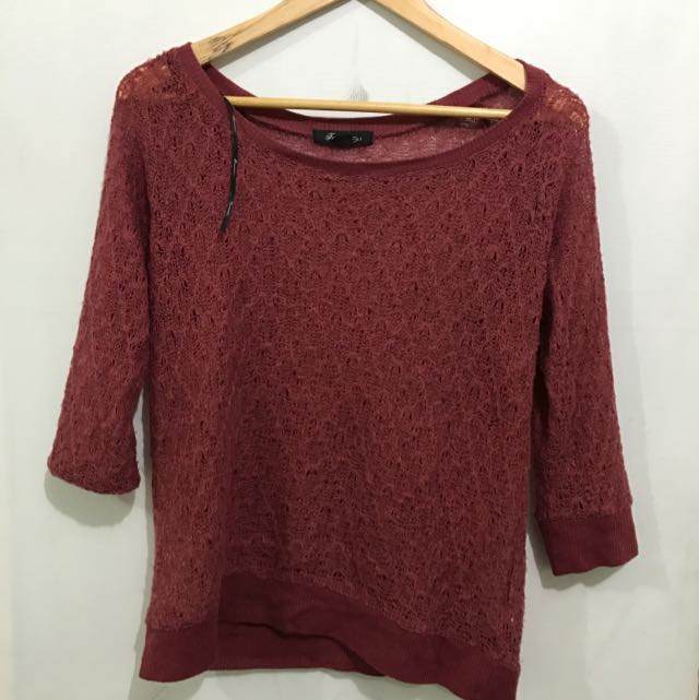 Forever21 wool sweater