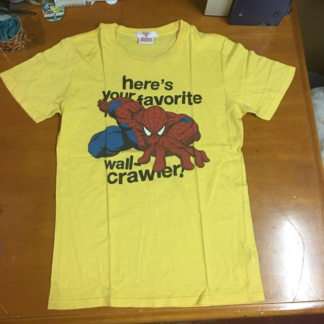 F&X Spiderman Shirt XS(mens)