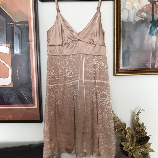 GORGEOUS SILK DRESS