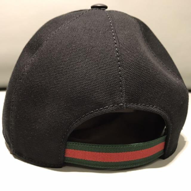 Gucci 棒球帽
