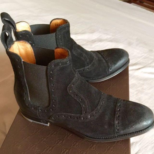 Gucci 短靴